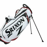 Srixon Tour Stand Bag White