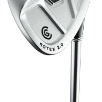 Cleveland Satin Cavity Back Wedge