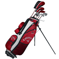 Callaway XJ Series Boys 9-12 Set